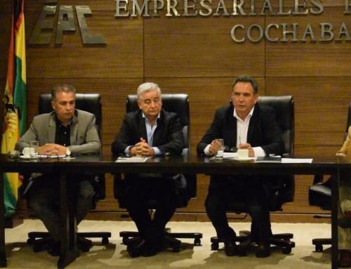 FEPC Y MINISTERIO DE DESARROLLO PRODUCTIVO ESTABLECEN AGENDA DE TRABAJO INTERINSTITUCIONAL