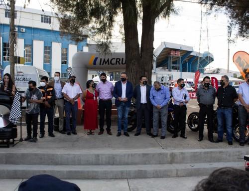 Empresarios ponen la economía sobre ruedas con la inauguración de feria de motorizados