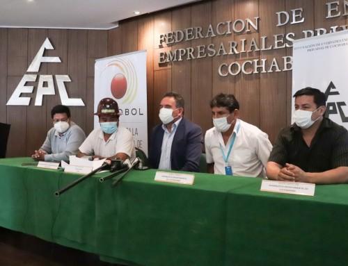 Empresarios y autoridades públicas conforman comité impulsor de la Hidrovía Ichilo-Mamoré