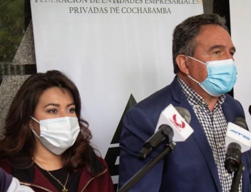Empresarios piden deponer bloqueos en k´ara k´ara y buscar soluciones que no atenten contra la salud de los cochabambinos