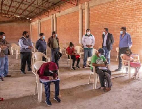 Empresarios reconocen la iniciativa de transportistas de Villa Pagador para ayudar a niños a pasar clases virtuales y luchar contra el Covid-19