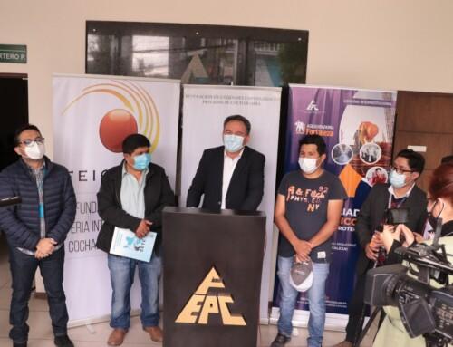 Empresarios piden a la Fiscalía intervenir en bloqueo de Vinto para liberar la transitabilidad