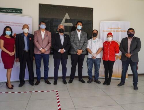 FEPC inicia trabajo del Centro de Economía Naranja con tour gastronómico para reactivar este sector