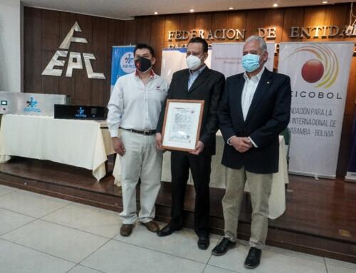Primer purificador de aire con grado médico fabricado en Cochabamba recibe certificación IBNORCA